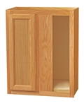 W2436CT CHADWOOD TALL CORNER WALL 24WCT