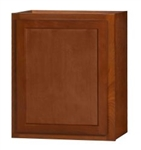W2436 GLENWOOD TALL WALL CABINET #24WT