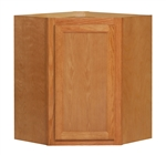 W2430A CHADWOOD ANGLE WALL CABINET #24A