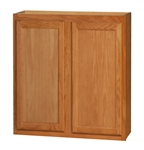 W2730 CHADWOOD WALL CABINET #27W
