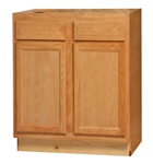 B27 CHADWOOD BASE CABINET #27B
