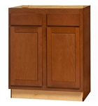 B27 GLENWOOD BASE CABINET #27B