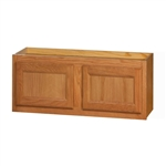 W3012 CHADWOOD WALL CABINET #30X12
