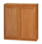 W3336 CHADWOOD TALL WALL CABINET #33WT