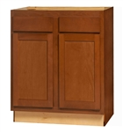 B33 GLENWOOD BASE CABINET #33B