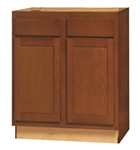 33RBS GLENWOOD SINK BASE CABINET