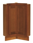 36LS GLENWOOD LAZY SUSAN BASE CABINET