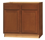 36RBS GLENWOOD SINK BASE CABINET