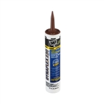 DAP DYNAFLEX 230 BROWN LATEX CAULK 10oz