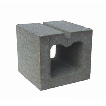 8 X 8 Concrete Hollow Half Block