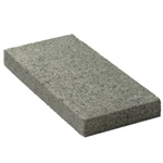 2x8x16 GRAY SOLID PATIO BLOCK