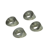 WASHER BEVELED CABLERAIL 4pkg 3/8""