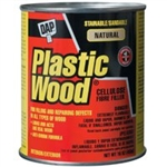 PLASTIC WOOD NATURAL 1LB