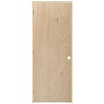 "24"" B7 BIRCH PREHUNG DOOR"