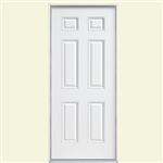 "K1 30"" RIGHT 6 PANEL P/H DOOR"