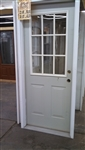 "S4 32"" LEFT 9-LITE DOOR UNIT"