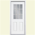 "S4 36"" RIGHT 9-LITE DOOR UNIT"