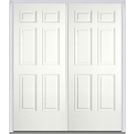 BC21 PREHUNG DOUBLE DOOR 6 PANEL 6/0 LH