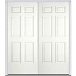 BC21 PREHUNG DOUBLE DOOR 6 PANEL 6/0 RH