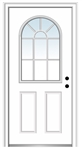 "BC637 36"" RIGHT ARCH LITE DOOR"