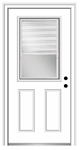 "BC684R 32"" LH MINI BLIND DOOR"