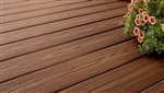 5/4x6x16' FIBERON BUNGALOW DECKING GROOVED