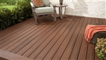 5/4x6x20' BUNGALOW GROOVED DECK BOARD BY FIBERON