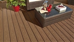 5/4x6x16' CABIN GROOVED DECK BOARD BY FIBERON