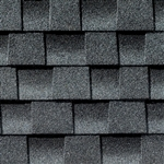 GAF TIMBERLINE HD PEWTER GRAY ROOFING 33sq ft