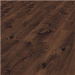 DARK HICKORY LAMINATE FLOOR