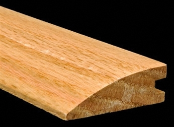 8' WWR225 REDUCER OAK MOULDING 2-1/4""