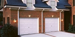 9' x 7' INSULATED GARAGE DOOR WHITE