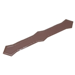 BROWN ALUMINUM DOWNSPOUT BAND