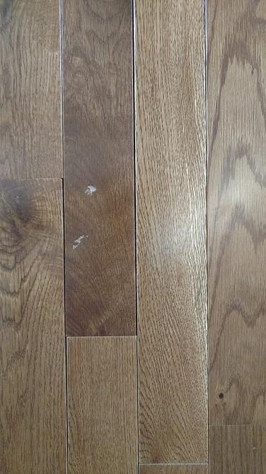 Gunstock 2 14 Oak Hardwood Flooring Cabin Grade 25sq