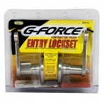ENTRY LOCK LEVER NICKEL G-FORCE