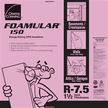 1 1 2 Quot X4 X8 T Amp G Styrofoam R7 5