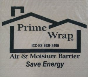 9 X100 Prime House Wrap Grip Rite