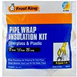 SP41X FIBERGLASS PIPE INSULATION