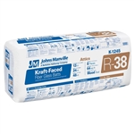 K1245 24x12x48 INSULATION KRAFT FACE R38