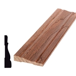 OAK 356 8' COLONIAL CASING 2-1/4""
