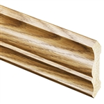 "3"" CROWN ULTRA OAK 8' MOULDING #4051 802"