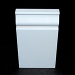 "FFPPLIN 3-5/8x9"" MDF PLINTH BLOCK"
