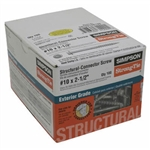 "#10 x 2-1/2"" SIMPSON SCREWS 100pc"