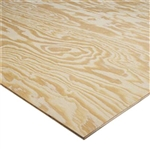 "1/2""x4x8 BC SYP PLYWOOD ( 15/32"" Thick )"