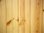 GB93 PINE BEADED WAINSCOT 14sq ft 8' long pcs