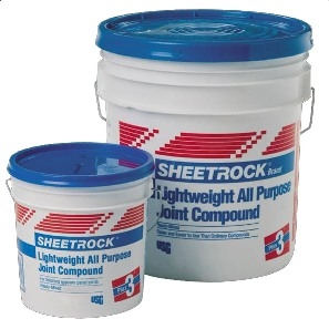 Usg Liteweight Plus 3 Compound 4 5 Gallon