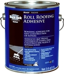 COLD PROCESS ROLL ROOFING ADHESIVE GALLON 3.6qts