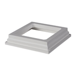 SYMMETRY WHITE BASE TRIM FIBERON