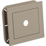 SIDING J BLOCK SQUARE CLAY