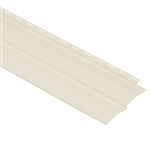 "4"" DUTCHLAP CREAM VINYL SIDING VISION PRO BY GP"